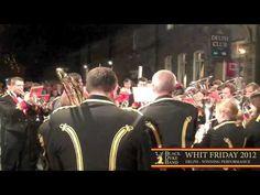▶ Black Dyke Band - Winning Performance at Delph - Whit Friday 2012 - Knight Templar