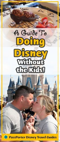 Learn the blessings of ditching your kids and going to Walt Disney World -- just the two of you! | Walt Disney World | http://PassPorter.com
