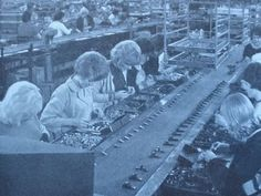 Lesney factories