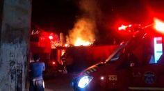 Blog Paulo Benjeri Notícias: Homem coloca fogo na própria casa na cidade de Sal...