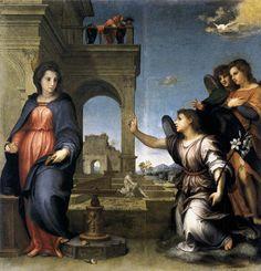 Charles Fonseca: Andrea del Sarto. Pintura