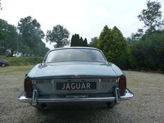 Jaguar - XJ6 Series I automaat - 1972