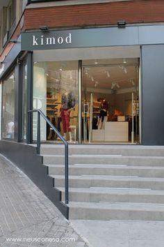 Projecte botiga kimod