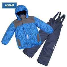 Winter Boys clothes set 2015 new Active Moomin children sport ski suit Turn-down Collar Down & Parkas Zipper pink boys outwear #>=#>=#>=#>=#> Click on the pin to check out discount price, color, size, shipping, etc. Save and like it!