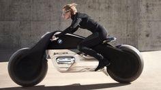 Las motocicletas del futuro serán tan avanzadas que ya no necesitarás usar casco