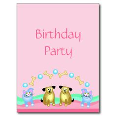 >>>Best          Cat and Dog Children's Birthday Party Invitation Post Cards           Cat and Dog Children's Birthday Party Invitation Post Cards so please read the important details before your purchasing anyway here is the best buyThis Deals          Cat and Dog Children's Bi...Cleck Hot Deals >>> http://www.zazzle.com/cat_and_dog_childrens_birthday_party_invitation_postcard-239459051030627221?rf=238627982471231924&zbar=1&tc=terrest