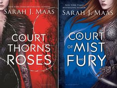 InStyle Book Club: 11 Buzzy Young Adult Books that Adults Will Love - A Court of Thorns and Roses and A Court of Mist and Fury by Sarah J. Mass  - from InStyle.com