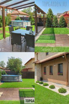kertépítés, kerttervezés ötletek, gardendesign, gardening Patio, Garden, Outdoor Decor, Modern, Home Decor, Garten, Trendy Tree, Decoration Home, Room Decor