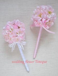 結婚式の受付に芳名帳記入用に置いたり署名用に…と大人気のフラワーペン。結婚式だけでなく、イベントやショップで利用しても華やかです。桜の季節ならで...|ハンドメイド、手作り、手仕事品の通販・販売・購入ならCreema。