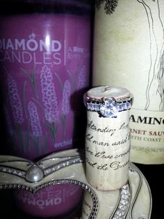 @Diamond Candles. Love your stories love your candles.