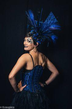 Créations - Fraise au Loup Créations Fb - https://www.facebook.com/fraiseauloup e-shop  - https://www.etsy.com/fr/shop/AtelierFraiseAuLoup?ref=hdr_shop_menu Modèle - DelphineG MUA - Nina Make Up Hair - Angelia Dias Photographe - Kosupics Valentin Offner   #headdress #underbust #photography #fashionShow #fasionAddict #Paris #FraiseauLoup