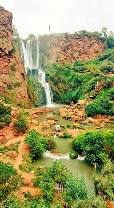 Ouzoud Falls day trip marrakech