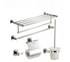 Modern Bathroom Set