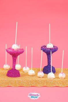 Shimmer+and+Shine+Sparkly+Sweet+Cake+Pops