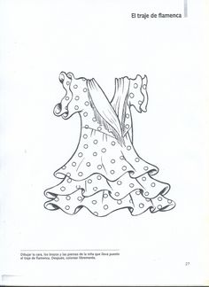 El rincón de Infantil 73: ESCENAS DE ANDALUCÍA Moose Art, Dance Wear, Animals, Children, Carnival, Flamingo Party, Fiestas, Spain, Dancing Outfit