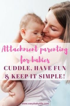 Attachment Parenting Baby | attachment parenting sleep | positive parenting | babywearing