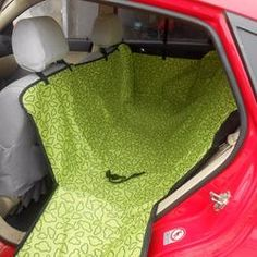 Waterproof Pet Dog Cat Carrier Car Rear Back Seat Cover for Dogs Pet Travel Blanket Mat Hammock Cushion Car Protector 3 Colors