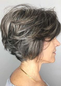 Image result for short hairstyles for over 50 #SummerShortHairstylesforWomen
