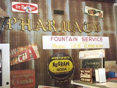 Step Back In Time At Patrick Street Pharmacy...Read More...