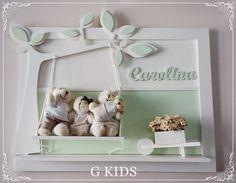 G KIDS: Porta Maternidade Família, Porta Maternidade Meninas, baby room, decoração quarto bebê, DECORAÇÃO QUARTO MENINAS, enfeite de porta, enfeite de quarto, porta maternidade, porta maternidade menina #nursery #babydecor #cute