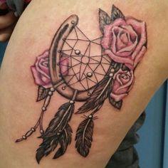 horseshoe tattoo   Permanent Pictures Tattoo   Pinterest   Horseshoe ...