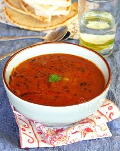 Dal Makhani from eCurry.  Lentils in a creamy tomato sauce.  Add some naan or roti and you've got a feast.