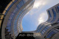 Kö-Bogen Düsseldorf by Studio Daniel Libeskind