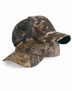bad3d0de063 Outdoor Cap - Classic Solid Cap with Velcro.