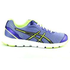 Asics Women's Gel- Havoc Running Shoe T46AQ.4804 Purple Lime  Size US 7  EUR 38   | eBay