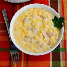 Cheesy Corn & Bacon Bake Recipe « Go Bold with Butter