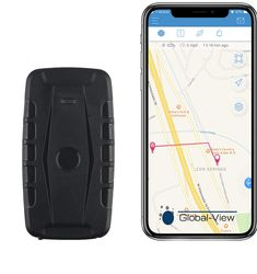 Global-View.Net Hidden Magnetic GPS Vehicle Tracking Device with Software (2 Month Battery) - Car GPS Tracker - Amazing! -- See this great product. (This is an affiliate link)