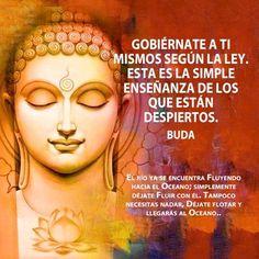 Frases Zen, Buddhist Quotes, Best Self, My Way, Namaste, Buddha, Life Quotes, Mindfulness, Wisdom