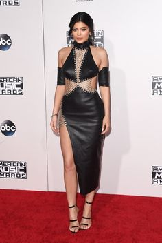 Kylie Jenner - Os melhores looks do American Music Awards