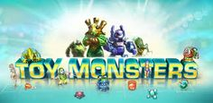 Tactical MMORPG Toy Monsters is now available for iOS devices | newscanada-networknewscanada-network #toymonsters