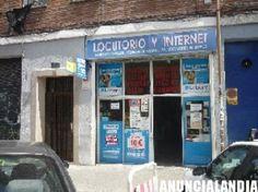 Local diafano planta calle en Usera Madrid - Anuncialandia