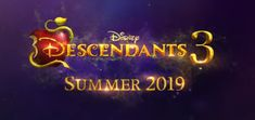 'Disney Descendants 3' is officially coming to the Disney Channel!