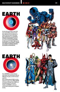 (DC's version of Marvel) and (weird semi-future, pseudo-mystic DC) Arte Dc Comics, Dc Comics Superheroes, Dc Comics Characters, Comic Books Art, Comic Art, Superhero Facts, Hq Dc, Univers Dc, Gi Joe