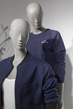 Showroom Esprit de Paris - 2016 - collections Elle & Drive stylism by #VerlaineRimbaud #mannequins #CofradMannequins