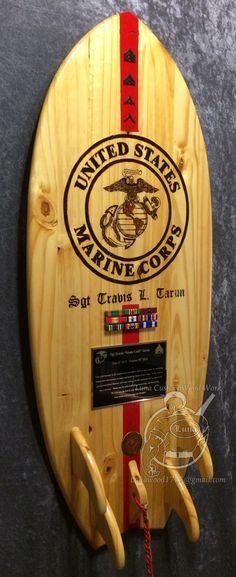 USMC plaque Questions on design or price contact Lunawood1775@gmail.com Usmc Ring, Going Away Gifts, Warrior Spirit, Retirement Gifts, Diy Mask, Marine Corps, Custom Wood, Marines, Wood Art