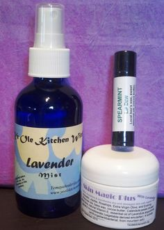 Lavender, Purple and Violet-inspired by Kitchen Witch 1-Advertising Festival by Kim on Etsy