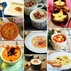 retete supa de iarna Romanian Food, Winter Soups, Hummus, Meals, Cooking, Ethnic Recipes, Kitchens, Kitchen, Meal