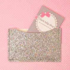 250 custom glitter business card calling card by papiersanctum glitter business card case id gift card holder rocker teen burlesque diva hot pink silver white teen women colourmoves