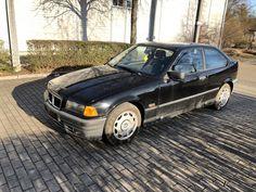 $$$ BMW e36 316i compact 170000km Euro3 D3 3.HandTüv/Au Servo Schiebedach $$$