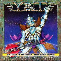 Y&T - In Rock We Trust - CD