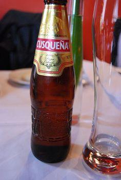 La cerveza más famosa de Perú