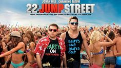 22 Jump Street: Schmidt and Jenko Are Back to Campus. 22 Jump Street started when Morton Schmidt (Jonah Hill) and Greg Jenko (Channing Tatum) are back to campus to spy and monitor drug trafficking. 22 Jump Street, Street Beat, Jonah Hill, Channing Tatum, Funny Movies, Comedy Movies, Good Movies, Awesome Movies, Kevin Hart