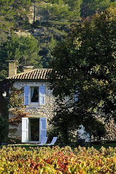 DESDE MY VENTANA: Quedamos en... La Bastide de Marie La Provence France