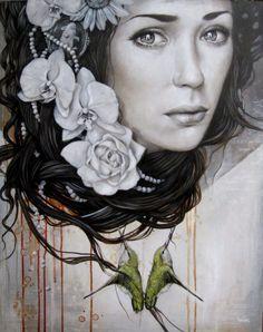 Ilustraciones surrealistas Sophie Wilkins 4