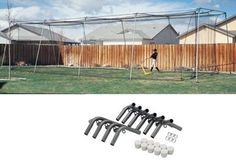ATEC Backyard Cage 40 Foot Net  Install Kit >>> You can find out more details at the link of the image.