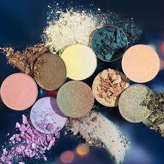 Makeup Geek Duochrome Eyeshadows #doyouduo http://www.makeupgeek.com/store/makeupgeek-duochrome-collection.html